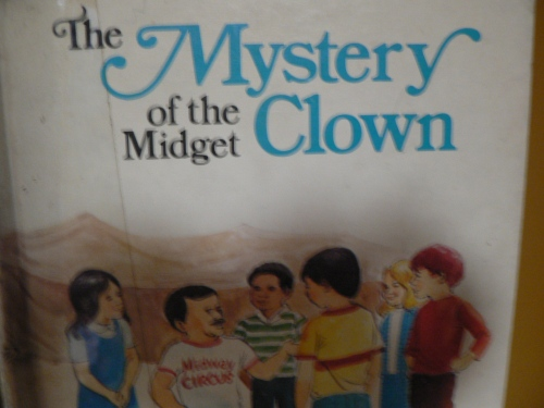 The Mystery of the Midget Clown